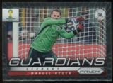 2014 Panini Prizm World Cup Guardians #12 Manuel Neuer