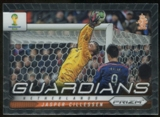 2014 Panini Prizm World Cup Guardians #13 Jasper Cillessen