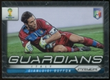 2014 Panini Prizm World Cup Guardians #15 Gianluigi Buffon