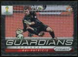 2014 Panini Prizm World Cup Guardians #19 Rui Patricio