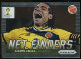 2014 Panini Prizm World Cup Net Finders #7 Radamel Falcao