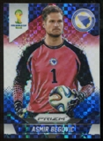 2014 Panini Prizm World Cup Prizms Red White and Blue #23 Asmir Begovic