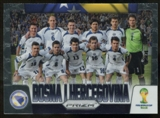 2014 Panini Prizm World Cup Team Photos #5 Bosnia-Herzegovina