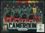 2014 Panini Prizm World Cup Team Photos #7 Cameroon