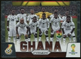 2014 Panini Prizm World Cup Team Photos #16 Ghana