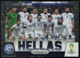 2014 Panini Prizm World Cup Team Photos #17 Hellas Greece