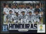 2014 Panini Prizm World Cup Team Photos #19 Honduras