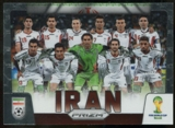 2014 Panini Prizm World Cup Team Photos #21 Iran