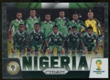 2014 Panini Prizm World Cup Team Photos #26 Nigeria