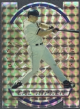 1996 Bowman's Best #11 Cal Ripken Best Cuts Atomic Refractor