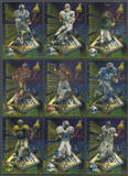 1995 Zenith Football Z-Team Complete Set