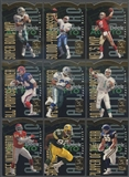 1993 Upper Deck SP Football All-Pros Partial Set