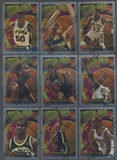 1994/95 Finest Basketball Lottery Prize Complete Set