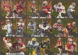 1994 Ultra Football Touchdown Kings Complete Set