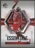 2004/05 SP Authentic #94 Michael Jordan Essentials /2999