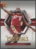 2004/05 SP Authentic #95 LeBron James Limited Essentials #051/100