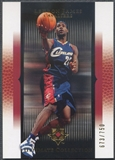 2005/06 Ultimate Collection #19 LeBron James /750