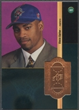 1998/99 SPx Finite #215 Vince Carter Rookie #0799/2500