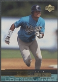 2000 Upper Deck #386 Luis Castillo Exclusives Gold #1/1