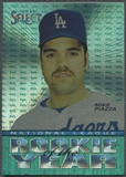 1993 Select Rookie/Traded #ROY2 Mike Piazza NL ROY