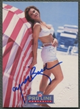 1993 Pro Line Portraits #1 Cindy Reed Wives Auto