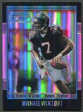 2001 Bowman Chrome #180 Michael Vick Rookie Refractor #1765/1999