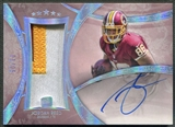 2013 Topps Five Star #139 Jordan Reed Rainbow Rookie Patch Auto #01/25