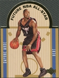 2003/04 Upper Deck SE #E11 Dwyane Wade Die Cut Future All-Stars Rookie