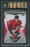 2007/08 Upper Deck Rookie Class #43 Jonathan Toews Rookie BGS 10 (PRISTINE) *2715