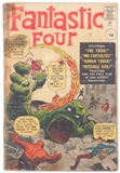 Fantastic Four #1 FR (German Edition)