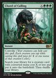 Magic the Gathering Magic 2015 Core Set Single Chord of Calling NEAR MINT (NM)