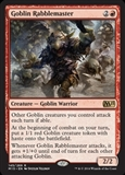 Magic the Gathering Magic 2015 Core Set Single Goblin Rabblemaster NEAR MINT (NM)