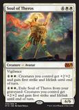 Magic the Gathering Magic 2015 Core Set Single Soul of Theros Foil NEAR MINT (NM)