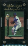 1994 Signature Rookies #AU7 Nolan Ryan Draft Picks Flip Cards Signatures Auto #0634/1000
