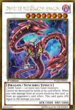 Yu-Gi-Oh Premium Gold Single Beelze of the Diabolic Dragons Gold Secret - NEAR MINT