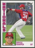 2012 Topps Archives #241 Bryce Harper SP Rookie