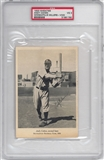 1933 Wheaties Andy Cohen Minneapolis Millers- Void PSA 3 (VG) *1780
