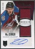 2013-14 Panini Rookie Anthology #126 Nathan MacKinnon Rookie Jersey Auto #226/249