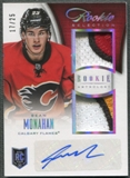 2013-14 Panini Rookie Anthology #117 Sean Monahan Rookie Patch Auto #17/25