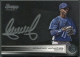 2014 Bowman Black Collection #BBCAA Arismendy Alcantara Rookie Auto #18/25