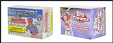 COMBO DEAL - 2013 Topps Baseball Blaster Boxes (Bowman Chrome, Topps Chrome)