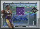 2009/10 Limited #1 Kareem Abdul-Jabbar Glass Cleaners Materials Signatures Jersey Auto #07/10