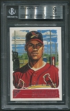2001 Topps Gallery #135 Albert Pujols Rookie BGS 9 (MINT) *9235