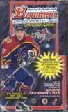 2001/02 Bowman Young Stars Hockey Hobby Box