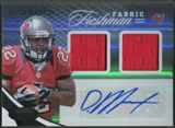 2012 Certified #325 Doug Martin Rookie Jersey Auto #217/399