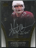 2009 Exquisite Collection #IKW Kurt Warner Inscriptions Gold Auto #4/5