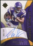 2009 Ultimate Collection #208 Percy Harvin Rookie Auto #005/399