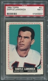 1964 Topps Football #31 Daryle Lamonica Rookie PSA 7 (NM) *3207