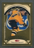 1997/98 Donruss Preferred #15 Sergei Samsonov Precious Metals Gold
