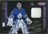 2011/12 Panini Contenders #160 Curtis Joseph Patch Auto #079/100